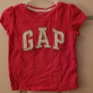 Gap hot pink T shirt